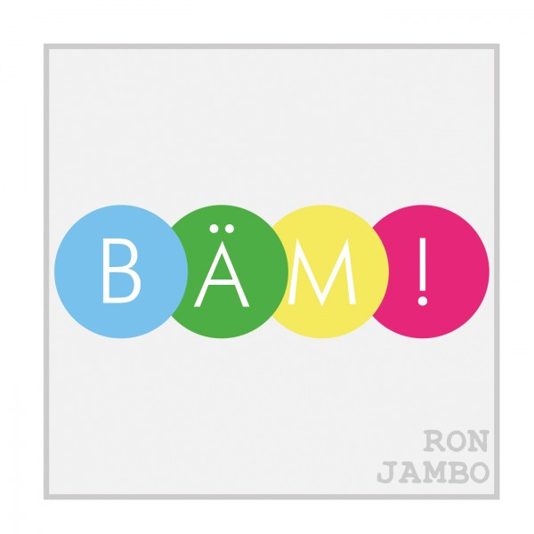 BÄM! CD Cover
