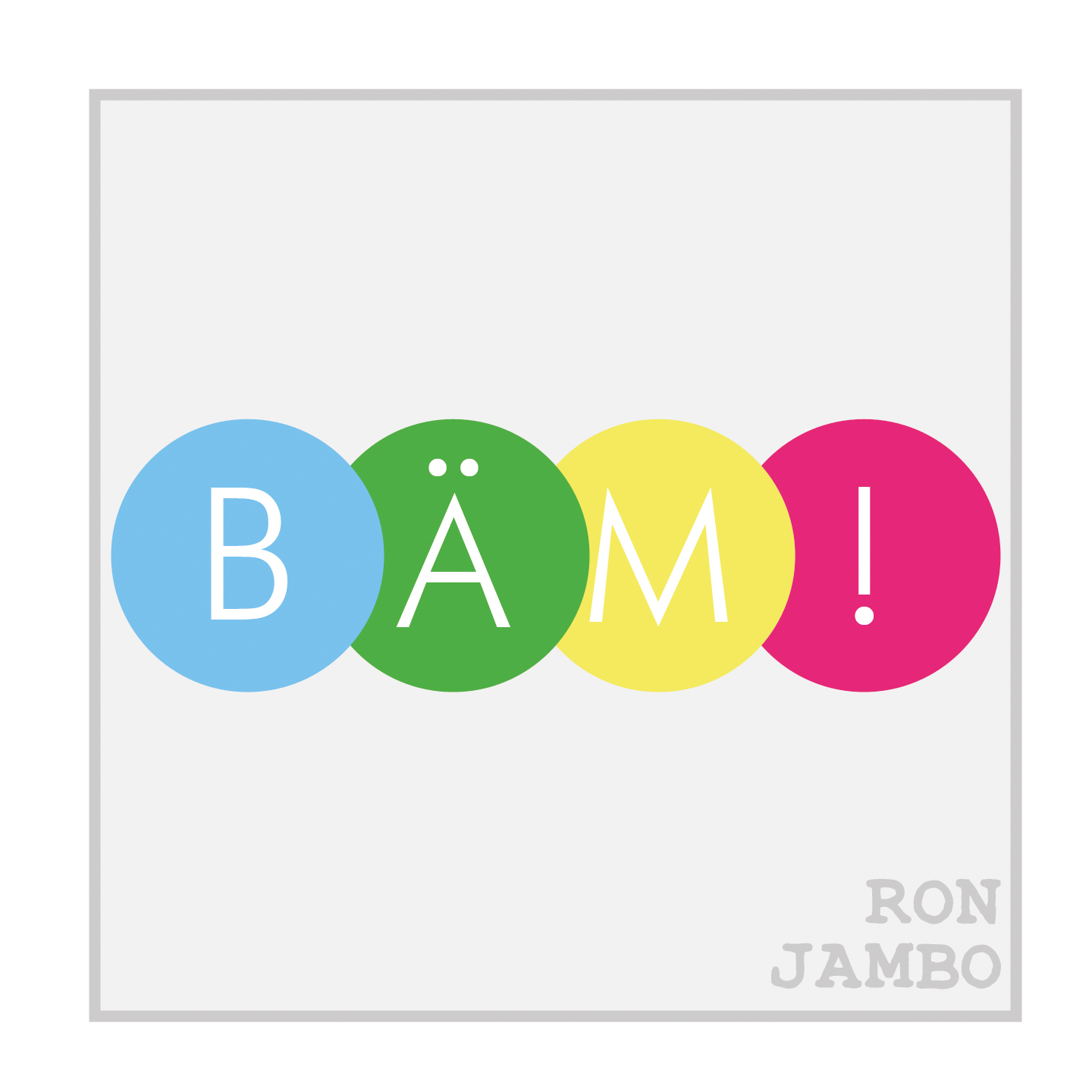 BÄM! CD Cover